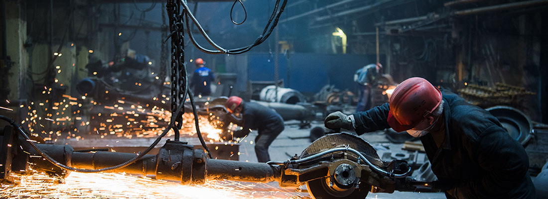 Govind Steel - Iron Ductile Foundry in India