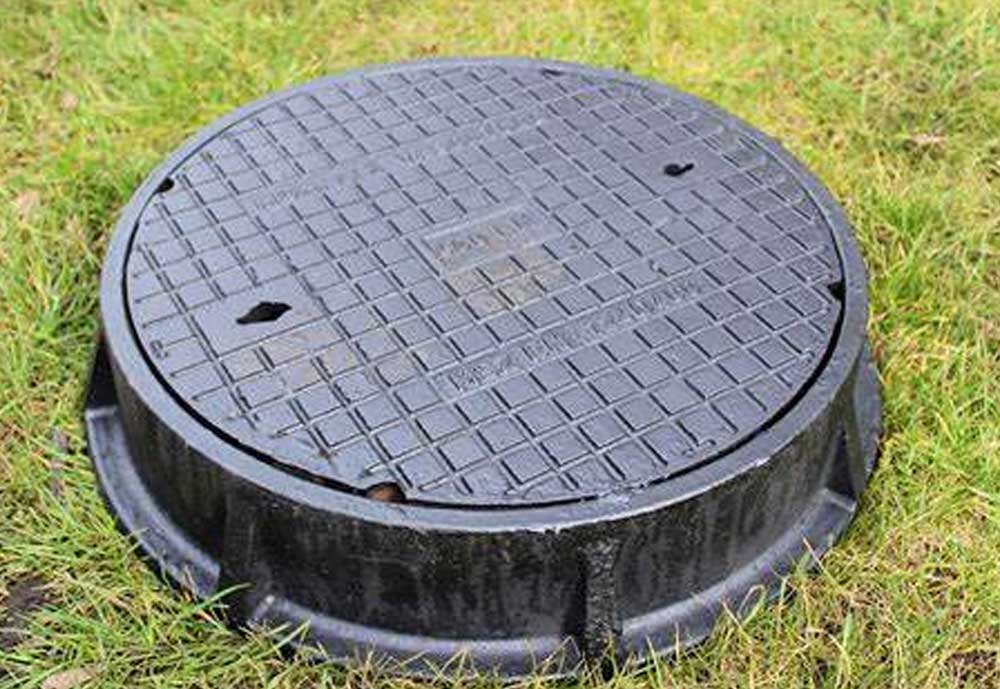 ductile manhole covers in India - Govind Steel