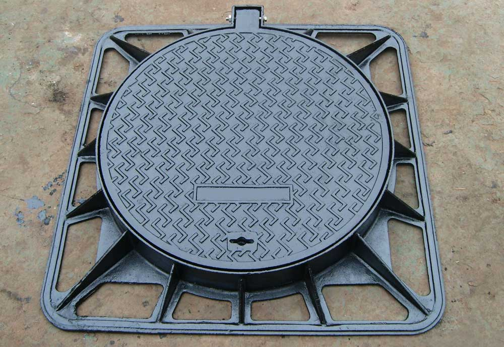 buy ductile manhole covers at Govind Steel, Kolkata