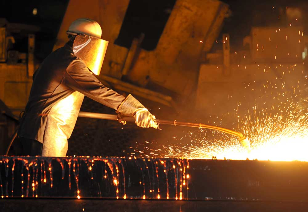 Govind Steel cast iron foundry for cast iron and ductile iron in India
