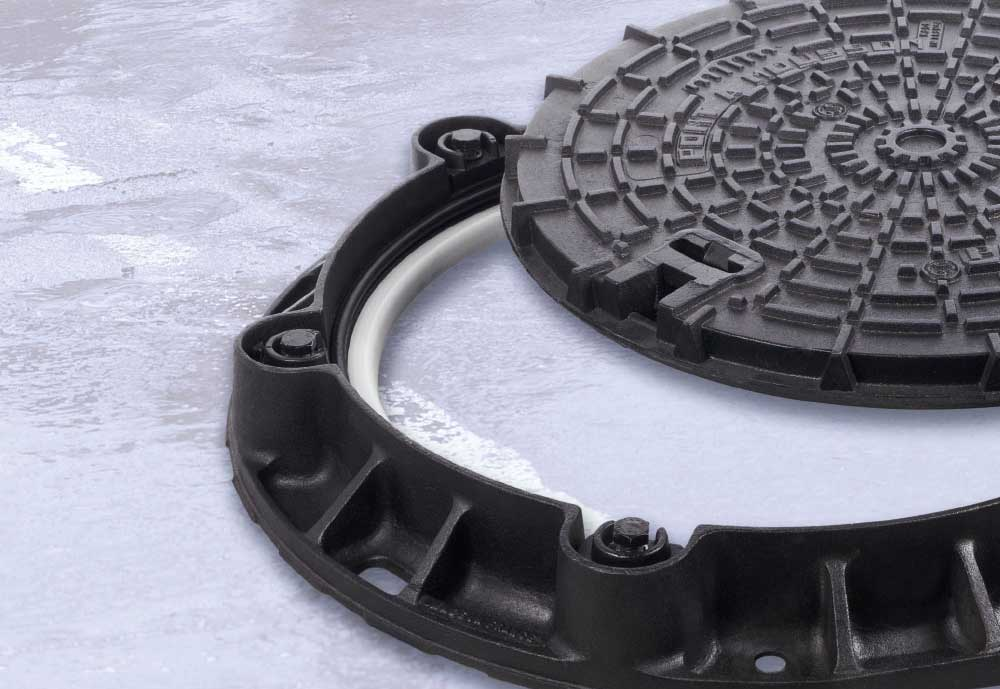 high-quality ductile iron manhole covers