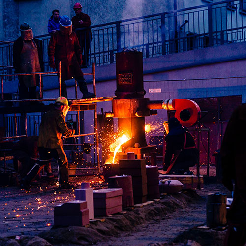 casting foundry in india